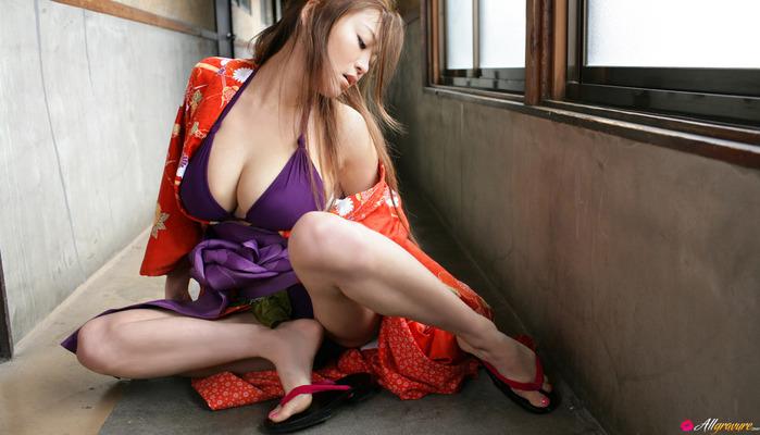 Yoko Matsugane For All Gravure - 00