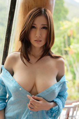 Busty Asian Beauty Julia - 06