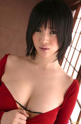 Busty Oriental Dreamdoll Yuuri Morishita Via AllGravure - 07