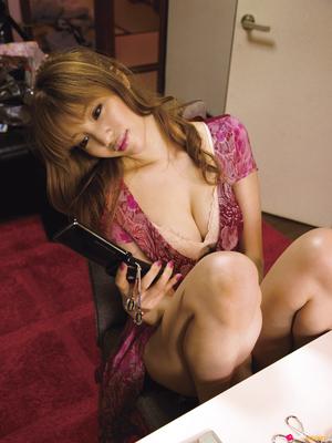 Busty Oriental Dreamdoll Yuuri Morishita Via AllGravure - 11