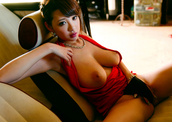 Busty Asian Beauty Rion Via AllGravure - 09