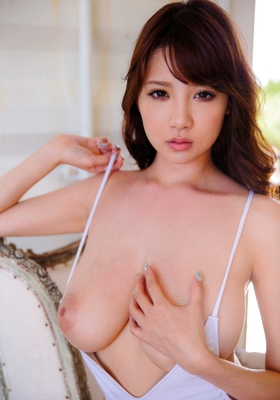 Busty Asian Beauty Rion Via AllGravure - 13