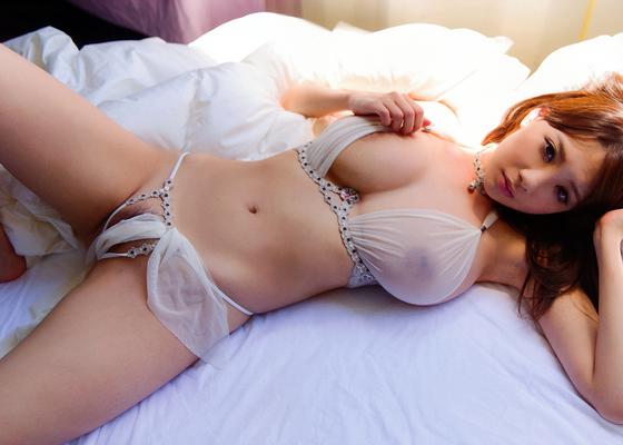 Busty Asian Beauty Rion Via AllGravure - 14