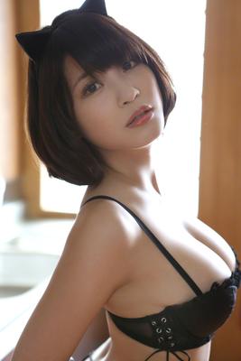 Beautiful Busty Asian Babe Asuka Kishi Via AllGravure - 03