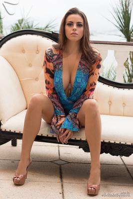 Sexy Latina Izabella Morales Via Bella Club - 13