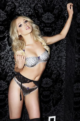 Jorgie Porter for The Celeb Matrix - 13