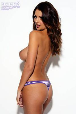 Holly Peers for Celeb Matrix 2 - 08