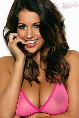 Holly Peers for Celeb Matrix 2 - 11