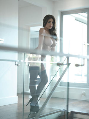 Lucy Pinder Hottest Nuts Outtakes - 03