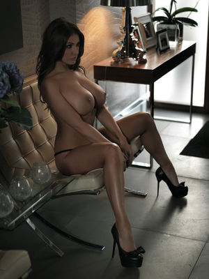 Lucy Pinder Hottest Nuts Outtakes - 07