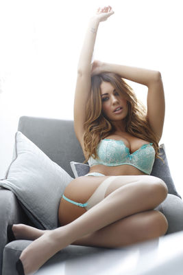 Holly Peers Nuts Outtakes - 07