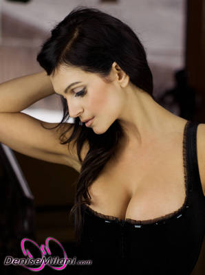 Denise Milani is Oe Hell of a Chick - 01