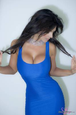 Denise Milani is Oe Hell of a Chick - 02