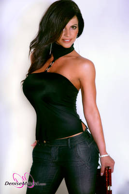 Denise Milani is Oe Hell of a Chick - 03