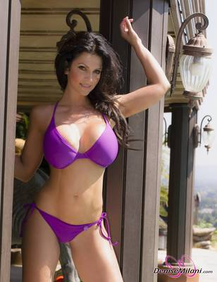 Denise Milani is Oe Hell of a Chick - 05
