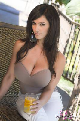 Denise Milani is Oe Hell of a Chick - 07