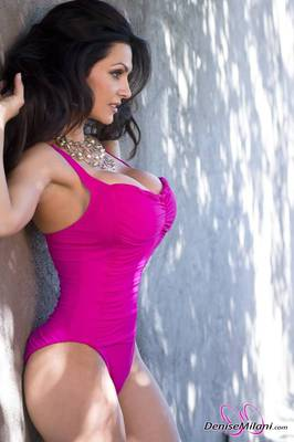 Denise Milani is Oe Hell of a Chick - 11