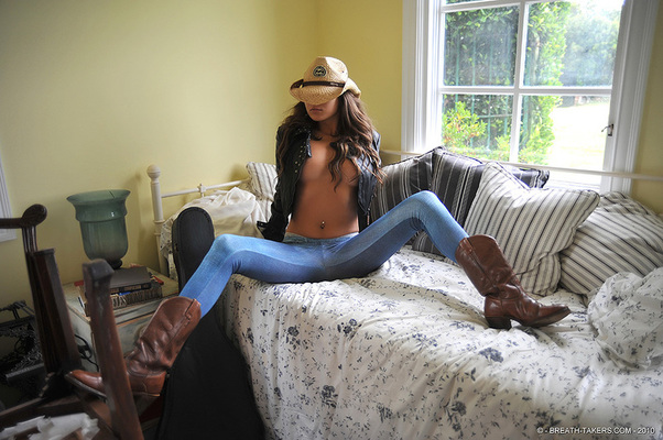 BreathTakers Teen Nina James - 07