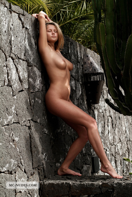 Adela Wants To Get It By The Wall - 07