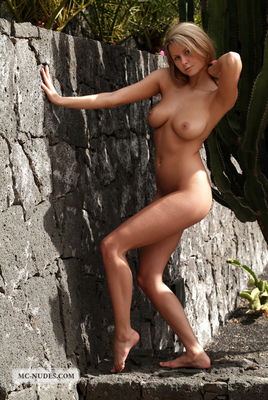 Adela Wants To Get It By The Wall - 08