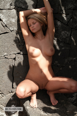 Adela Wants To Get It By The Wall - 13