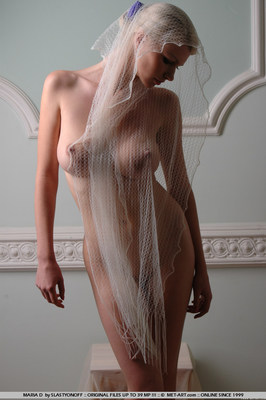 Statuesque Busty Blonde - 07