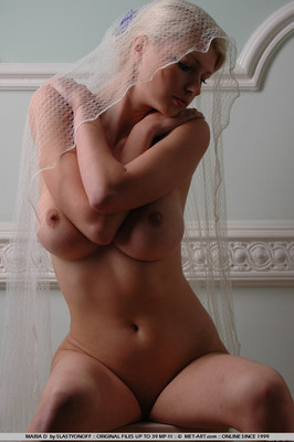 Statuesque Busty Blonde - 12