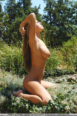 Big Boobs Outdoors - 08