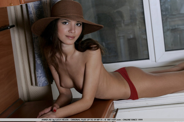 Nice Hat Sexy Body and Hairy Pussy - 07