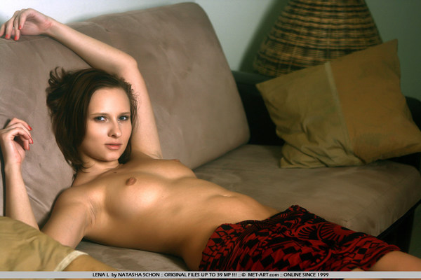 Lena Naked And Craving For Entertainment - 04
