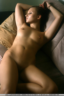 Lena Naked And Craving For Entertainment - 13