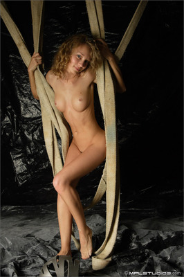 Hot Curly Blonde - 11