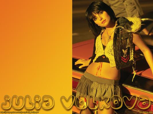 Tatu Yulia Volkova Pics And Wallpapers -  Real Lesbian Love - 09