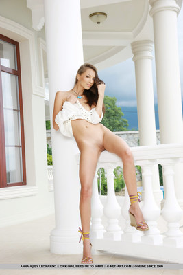 Anna AJ by Leonardo in Filika for Femjoy - 00