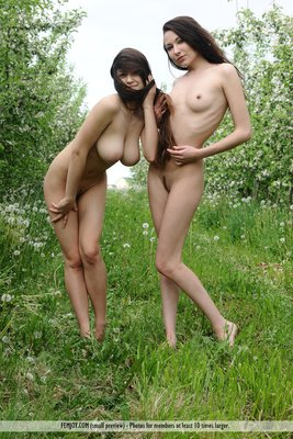 Sofie and Martina D in The Power and The Glory for Femjoy - 12