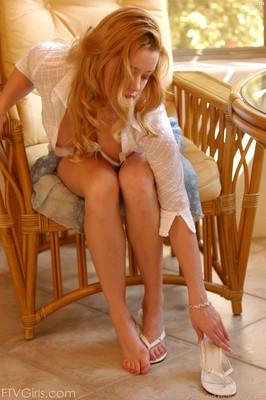 Cute Young Blonde Dreamgirl Trisha for FTV Girls  - 06
