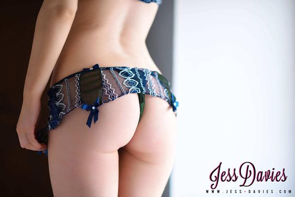 Sunny Tits Of Jess Davies - 05