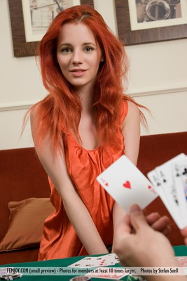 Ariel Pokerface For Joymii - 00