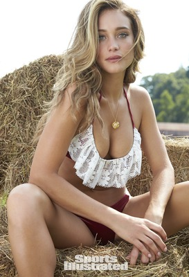 Blonde Angel Hannah Davis Via Swimsuit Issue - 04