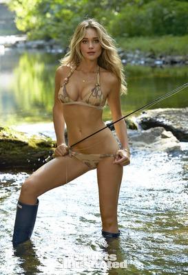 Blonde Angel Hannah Davis Via Swimsuit Issue - 05