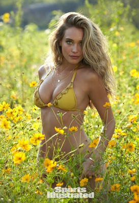 Blonde Angel Hannah Davis Via Swimsuit Issue - 12