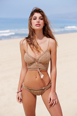 Camila Morrone Free People Collection 2015 - 02