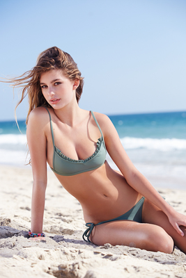 Camila Morrone Free People Collection 2015 - 10