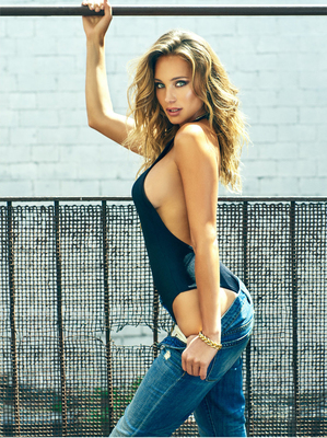 New Pictures Of Sexy Mainstream Model Hannah Davis - 07