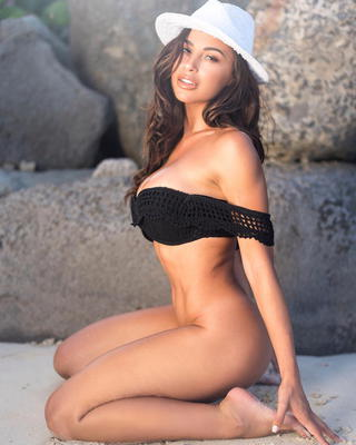 Best Of Busty Brunette Ana Cheri 2017 - 14