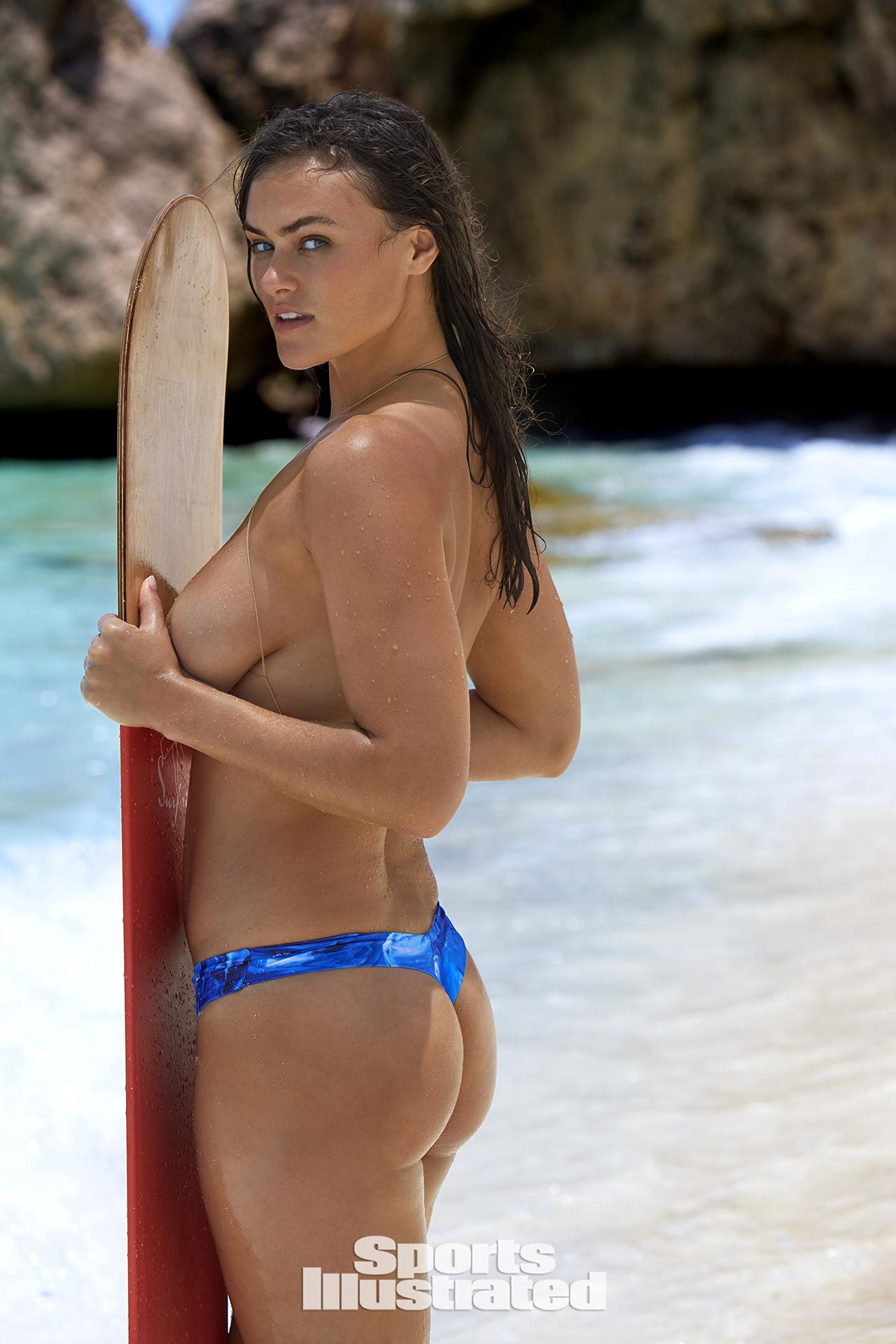 Myla Dalbesio Topless In The Swimsuit Issue 2017 - 06