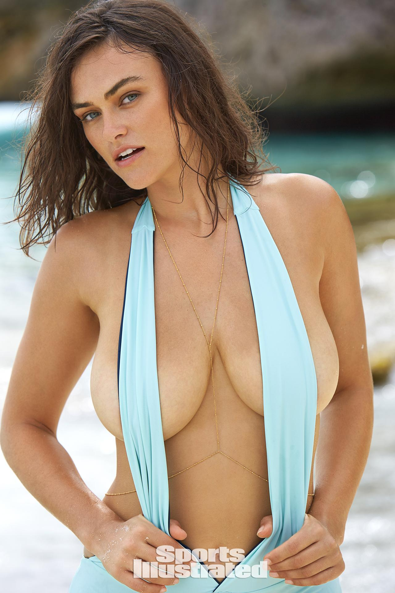 Myla Dalbesio Topless In The Swimsuit Issue 2017 - 07