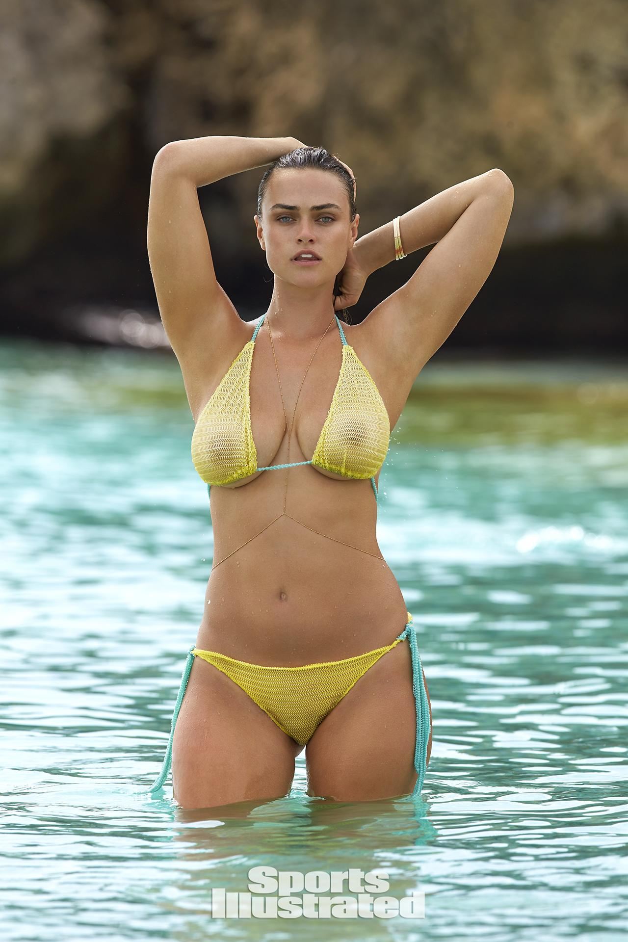 Myla Dalbesio Topless In The Swimsuit Issue 2017 - 11