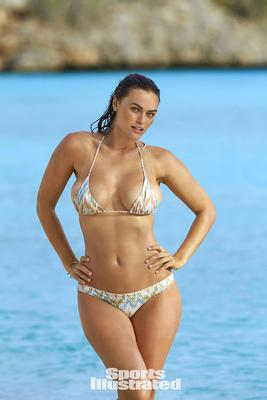 Myla Dalbesio Topless In The Swimsuit Issue 2017 - 03