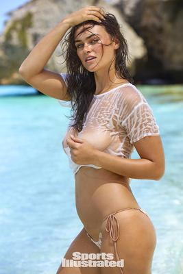 Myla Dalbesio Topless In The Swimsuit Issue 2017 - 04